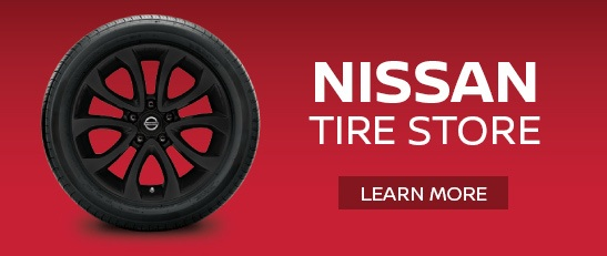 Nissan Tires in Burlington, Hamilton, Milton, Oakville, and Mississauga
