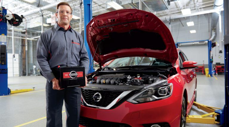 Burlington Nissan Express Service - Battery