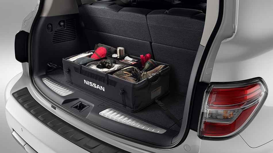 Burlington Nissan Accessories - Storage And Convenience