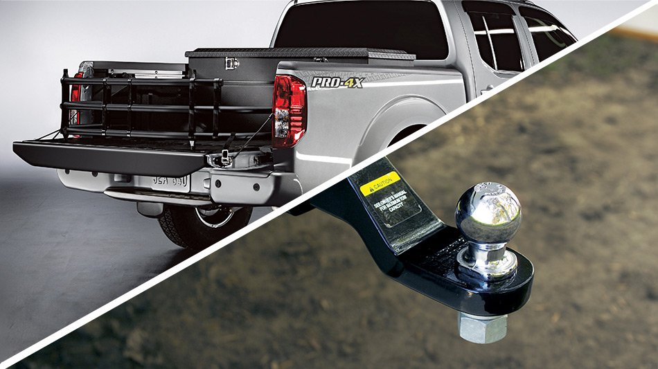 Burlington Nissan Accessories - Truck Accessories