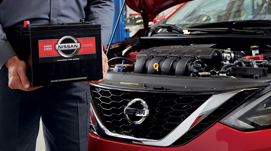 Genuine Nissan Parts in Burlington - Batteries