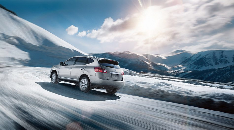 Burlington Nissan Maintenance schedules - Freezing Conditions