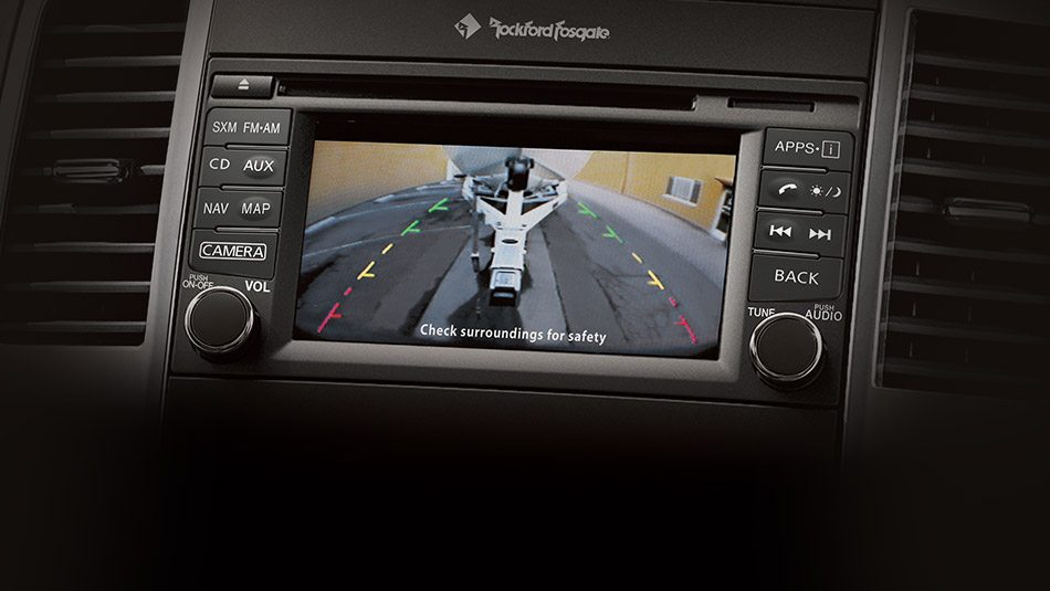 nissan-frontier-rearview-monitor